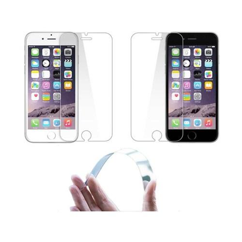 Markaavm Apple iPhone 5 5S Kırılmaz Ekran Koruyucu Nano