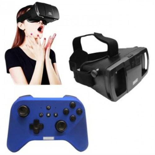 Lefant Vr Sanal Gerçeklik Gözlüğü 3D Joystick Kol
