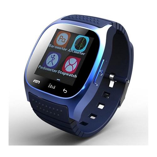 Berkev Akıllı Saat M26 Smart Watch - Siyah