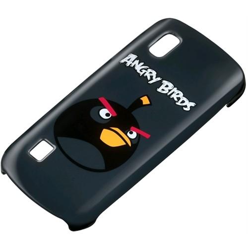 Nokıa Cc-3035 Black 300 Angry Birds Hard Cover