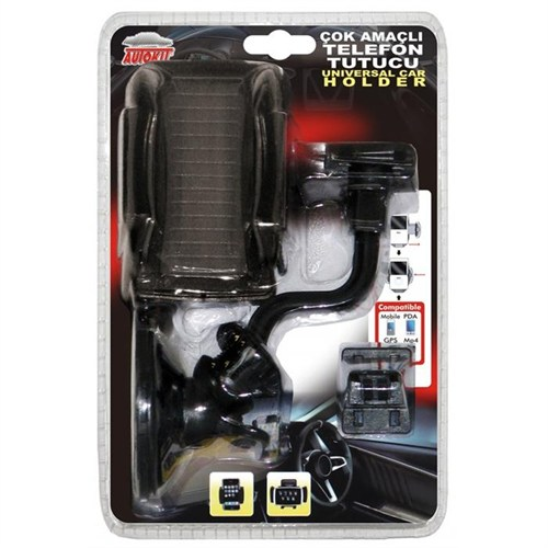 Autokıt Fa1-958 Cok Amaclı Telefon Tutucu