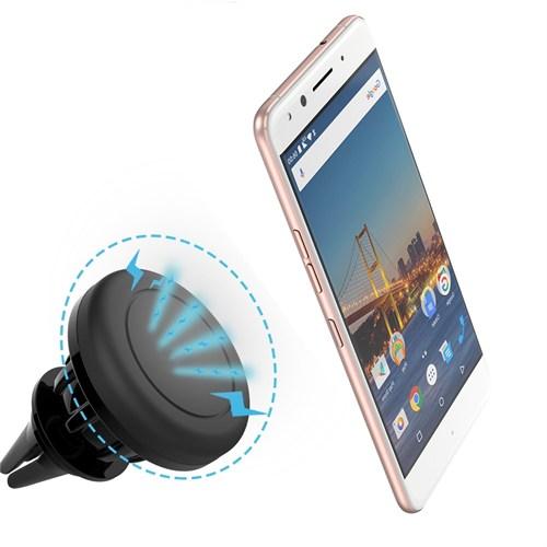 Melefoni General Mobile Gm5 Plus Manyetik Araç İçi Telefon Tutucu
