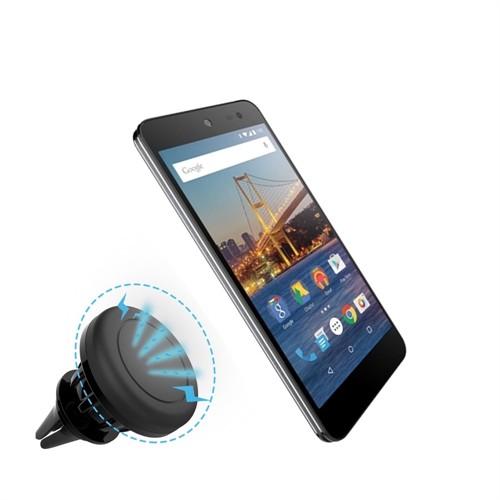 Melefoni General Mobile Android One Manyetik Araç İçi Telefon Tutucu