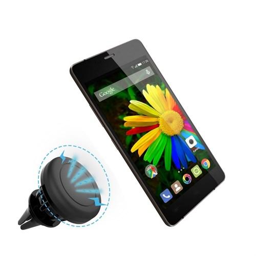 Melefoni General Mobile Discovery Manyetik Araç İçi Telefon Tutucu