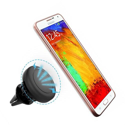 Melefoni Samsung Galaxy Note 3 Manyetik Araç İçi Telefon Tutucu