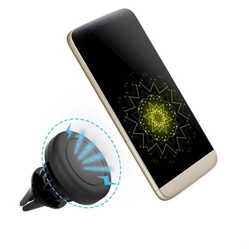 Melefoni Lg G5 Manyetik Araç İçi Telefon Tutucu
