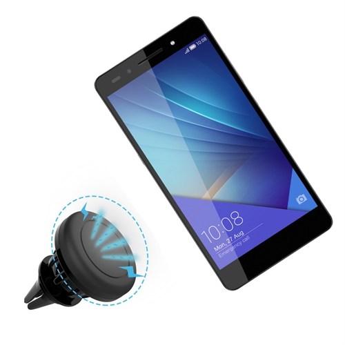 Melefoni Huawei Honor 7 Manyetik Araç İçi Telefon Tutucu