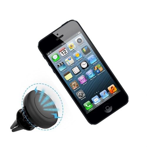 Melefoni İphone 5 Manyetik Araç İçi Telefon Tutucu