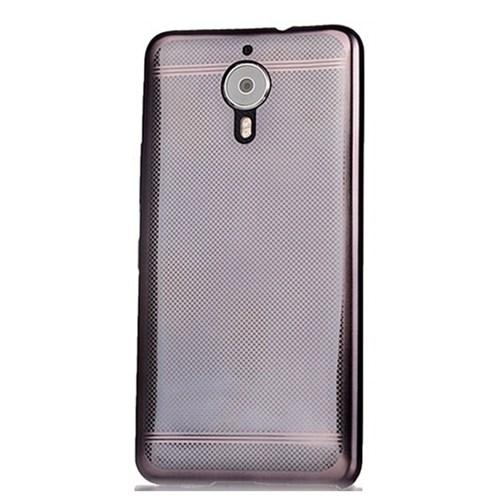 Kılıfshop General Mobile Gm5 Plus Storm Silikon Kılıf (Gri)