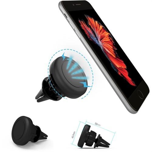 Melefoni Araç İçi Telefon Tutucu Havalandırma Askısı Universal