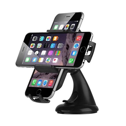 Melefoni Araç İçi Telefon Tutucu Cam Askısı Universal