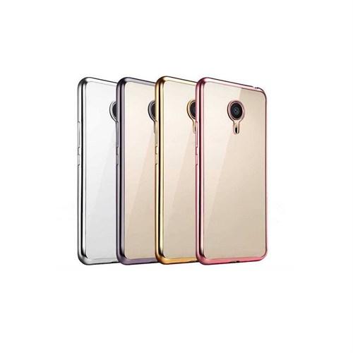 Melefoni General Mobile Gm 5 Plus Kılıf Renkli Silikon