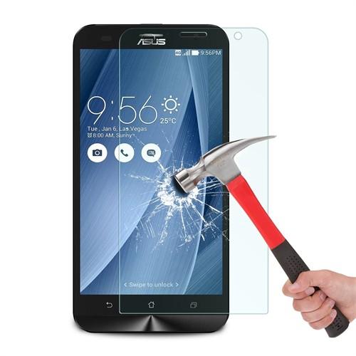Teleplus Asus Zenfone 2 Laser 6 İnç Temperli Kırılmaz Cam Ekran Koruyucu