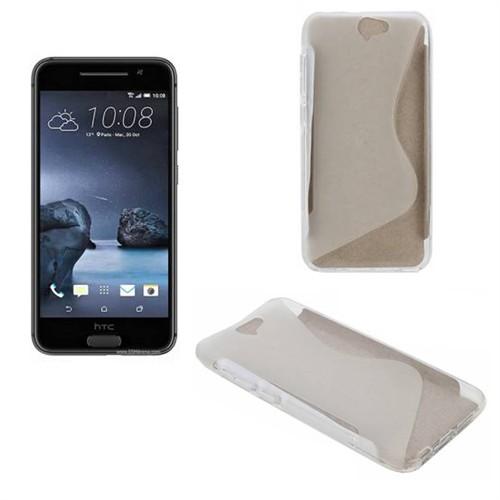 Microcase Htc One A9 Sline Soft Silikon Tpu Kılıf