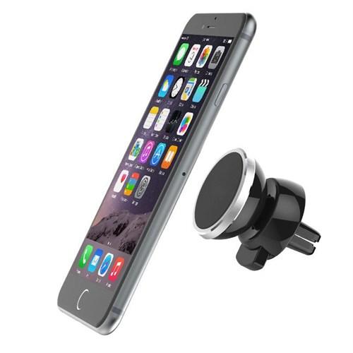 Techmaster Samsung Galaxy S4 Mıknatıslı Manyetik Araç Tutucu