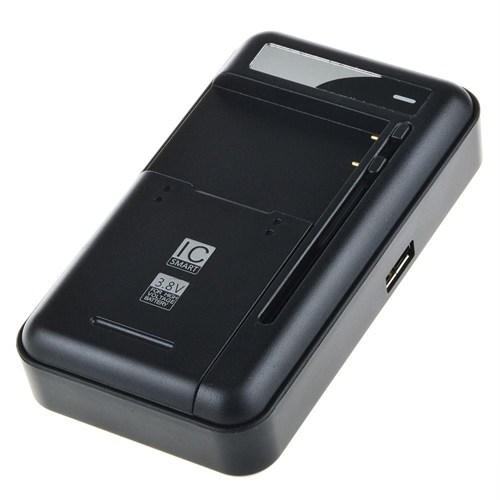 Techmaster Universal Batarya Şarj Cihazı