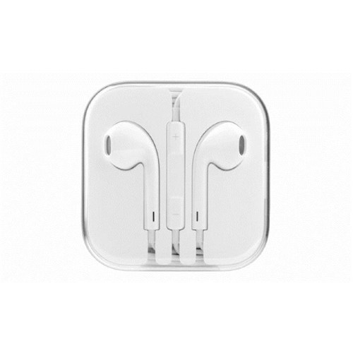 Techmaster İphone 5 5S Mikrofonlu Kumandalı Kulaklık Earpods