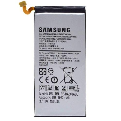 Techmaster Samsung Galaxy A3 Batarya Pil