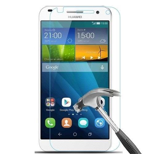 Maks Huawei Ascend G7 Temperli Kırılmaz Cam Ekran Koruyucu