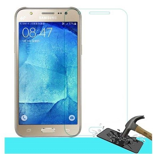 Maks Samsung Galaxy J7 Temperli Kırılmaz Cam Ekran Koruyucu