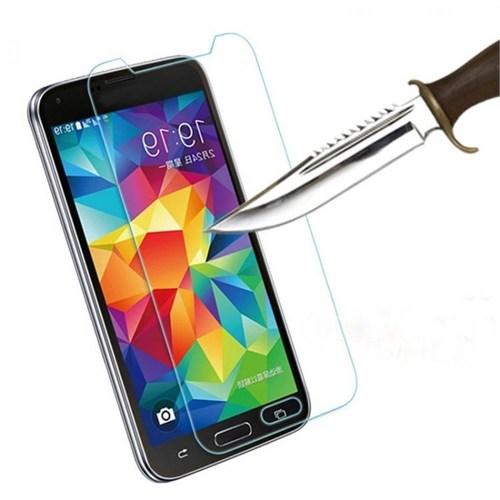 Maks Samsung Galaxy S5 Mini Temperli Kırılmaz Cam Ekran Koruyucu