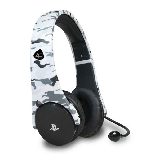 Ps4 4Gamers Streo Gamıng Headset Starter Kit