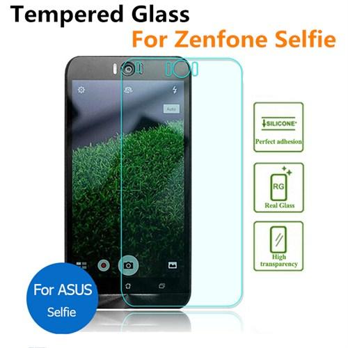"""Duck Asus Zenfone Selfie - 5.5"""" Kırılmaz Cam Ekran Koruyucu"""
