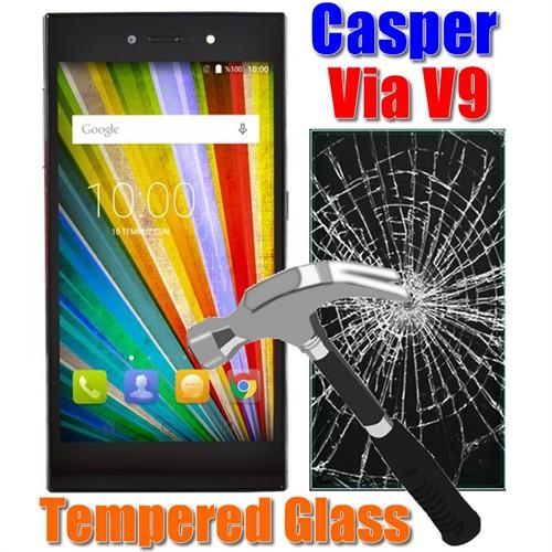 Duck Casper Via V9 Kırılmaz Cam Ekran Koruyucu