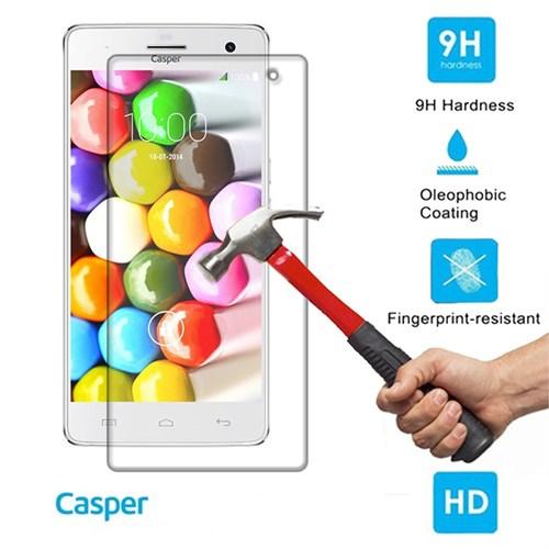 Duck Casper Via V5 Kırılmaz Cam Ekran Koruyucu