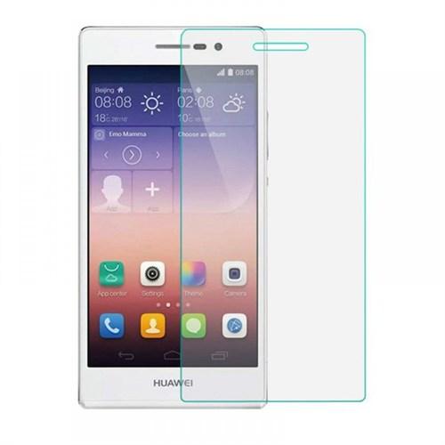 Duck Huawei Ascend P7 Kırılmaz Cam Ekran Koruyucu
