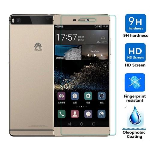 Duck Huawei Ascend P8 Kırılmaz Cam Ekran Koruyucu