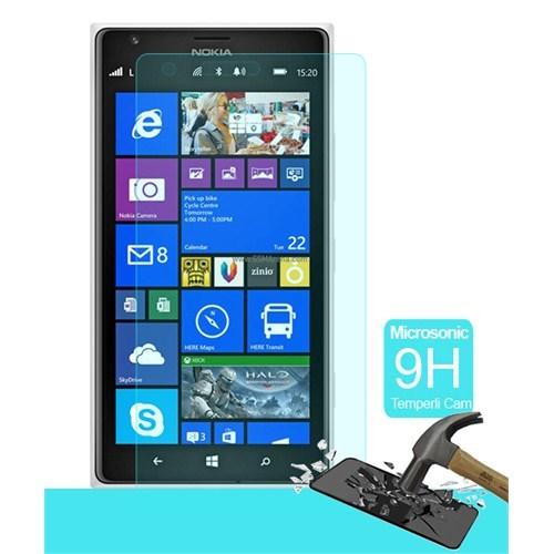 Duck Nokia Lumia 720 Kırılmaz Cam Ekran Koruyucu