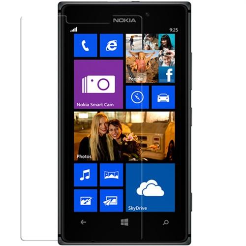Duck Nokia Lumia 925 Kırılmaz Cam Ekran Koruyucu