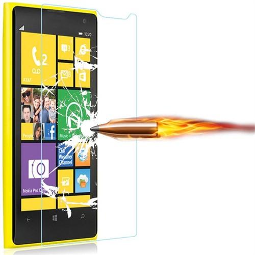 Duck Nokia Lumia 1020 Kırılmaz Cam Ekran Koruyucu