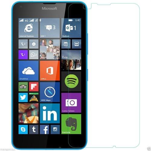 Duck Nokia Lumia 640 Kırılmaz Cam Ekran Koruyucu