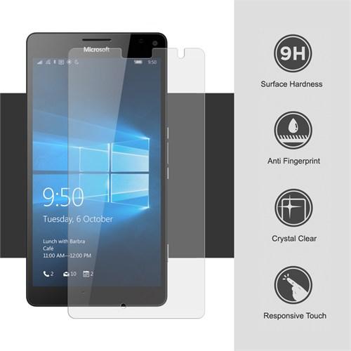 Duck Nokia Lumia 950 Xl Kırılmaz Cam Ekran Koruyucu
