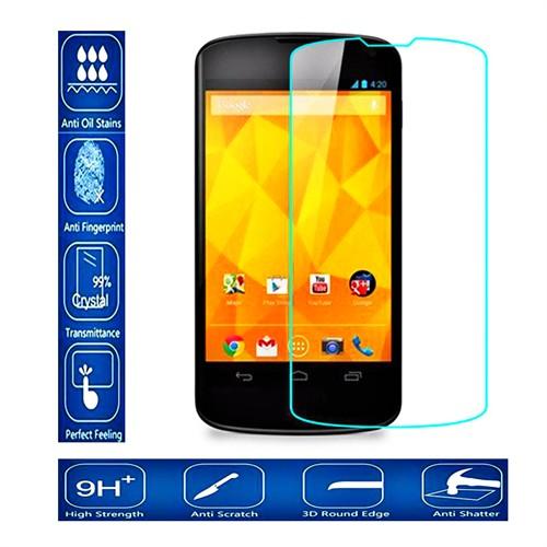 Duck Lg Nexus 4 Kırılmaz Cam Ekran Koruyucu