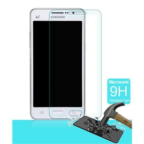Duck Samsung Galaxy Core Prime G361 Kırılmaz Cam Ekran Koruyucu