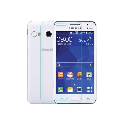 Duck Samsung Galaxy Core Prime G355 Kırılmaz Cam Ekran Koruyucu