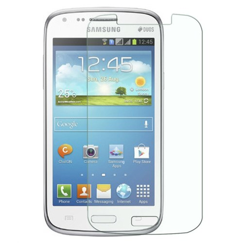 Duck Samsung Galaxy Core Duos İ8262 Kırılmaz Cam Ekran Koruyucu