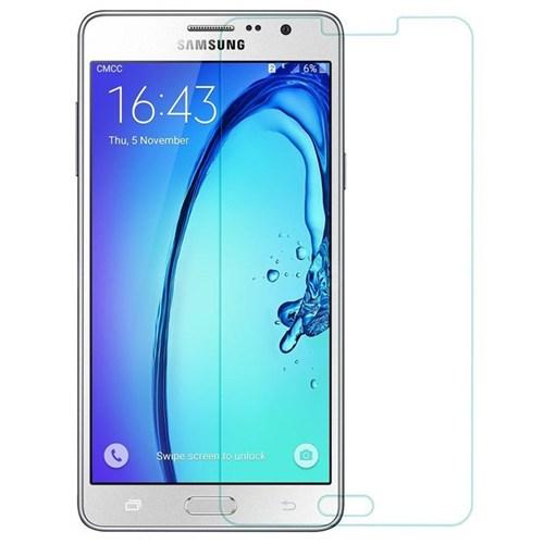 Duck Samsung Galaxy On 5 Kırılmaz Cam Ekran Koruyucu