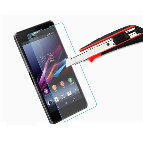Duck Sony Xperia Z1 Mini Kırılmaz Cam Ekran Koruyucu