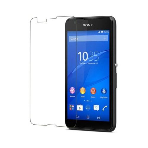 Duck Sony Xperia E4g Kırılmaz Cam Ekran Koruyucu