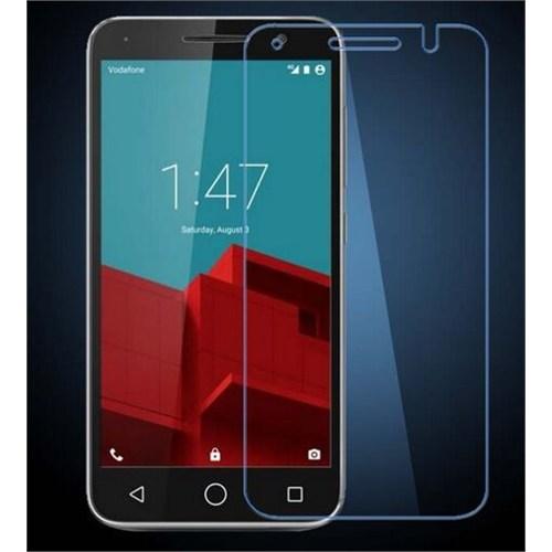 Duck Vodafone Smart 6 Prime Kırılmaz Cam Ekran Koruycu