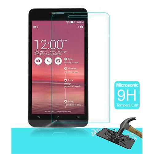 Duck Asus Zenfone 6 Kırılmaz Cam Ekran Koruyucu