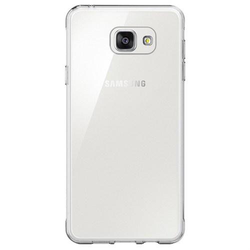 Cayka Samsung A7 (2016) Şeffaf Kılıf Tpu