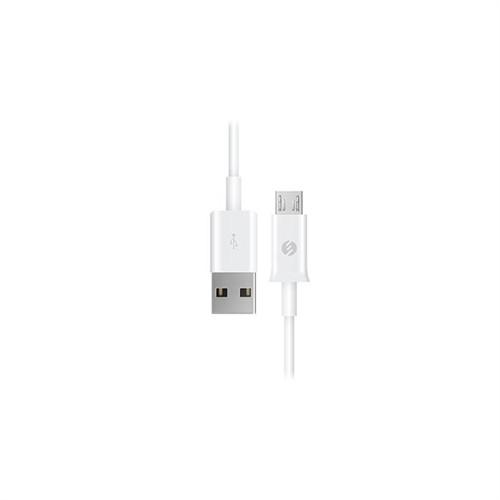 S-Link Smg-145 2A Micro Usb Beyaz Data + Şarj Kablosu