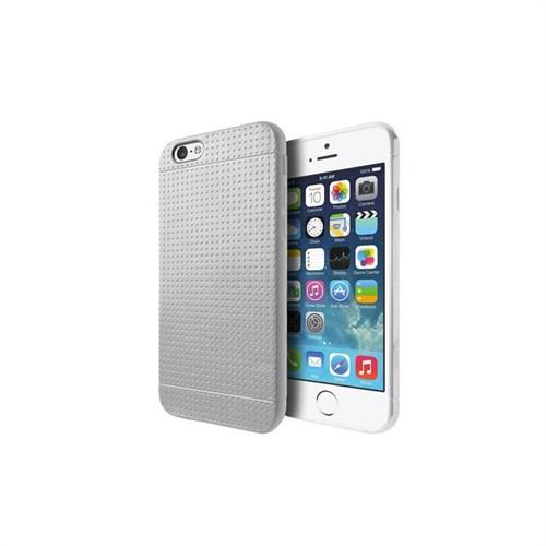 Addison Ip-634 Beyaz İphone 6 Plus 5.5 Silikon Koruma Kılıfı