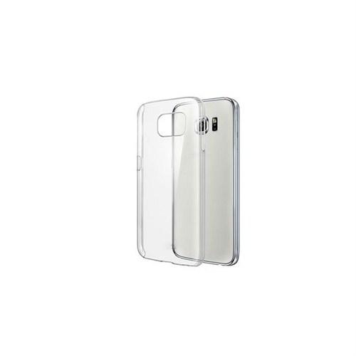 Addison Ip-Se6 Siyah Samsung S6 Şeffaf Koruma Kılıfı