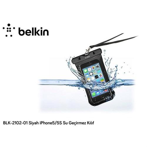 Belkin Blk-2102-01 Siyah İphone5/5S Su Geçirmez Kılıf